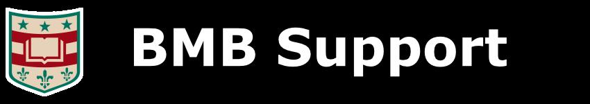 BMB Support